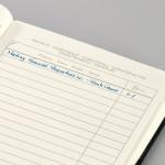 Notizbuch für Heilpraktiker