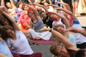 Ausgleichssport - Claudia Hönig - Yoga